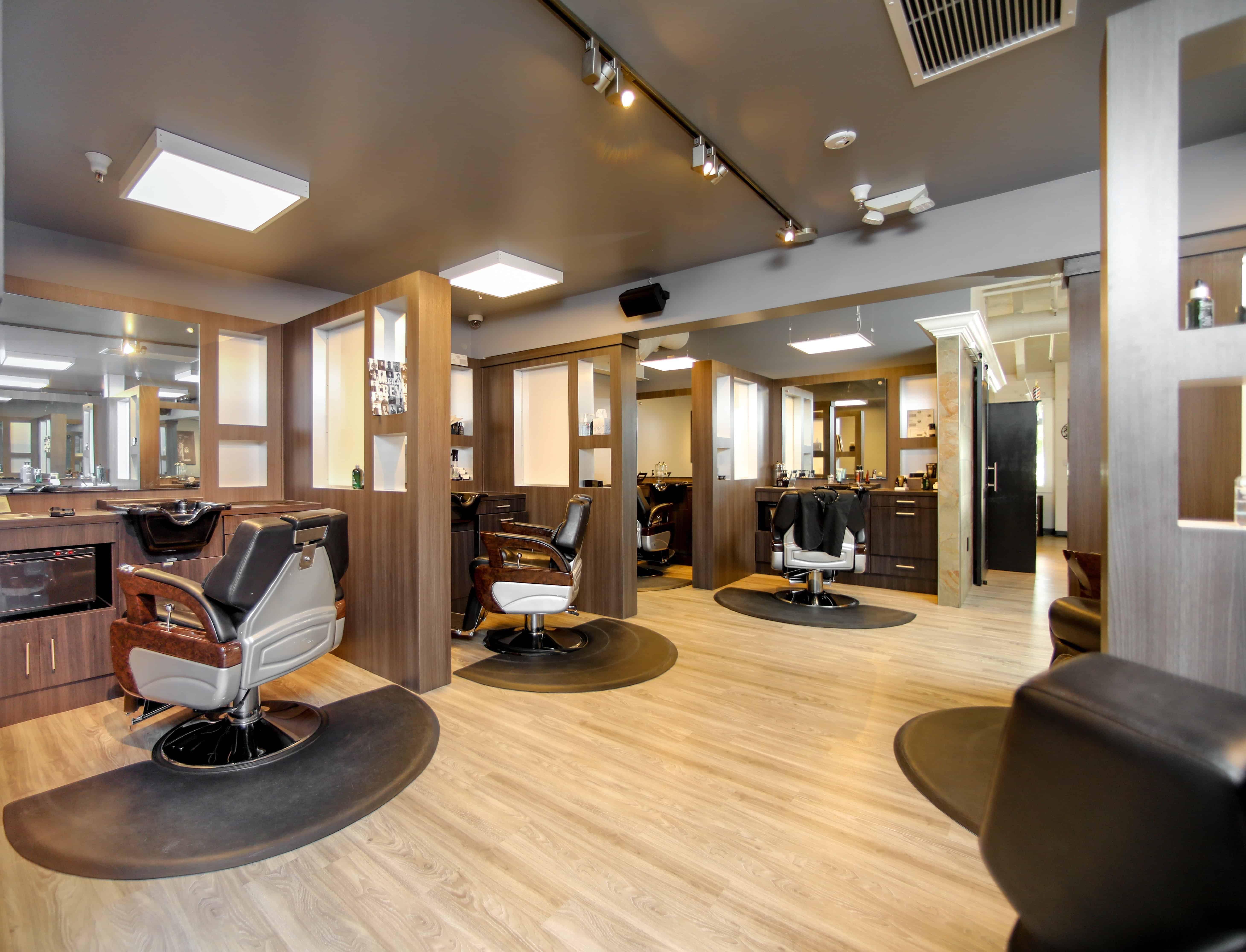18|8 Palo Alto Barbershop